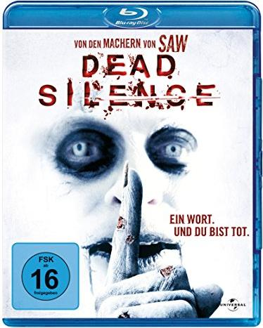 Dead Silence (Blu-ray) -- via Amazon Partnerprogramm