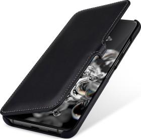 Stilgut Book Type Leather Case Clip Nappa für Samsung Galaxy S20 Ultra schwarz (B085S1V5HJ)