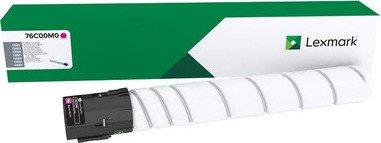 Lexmark 76C00M0 Toner magenta