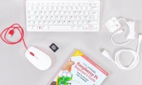 Raspberry Pi 400 Kit, 4GB RAM, DE (Raspberry Pi 400 DE Kit)