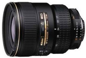 Nikon AF-S 17-35mm 2.8D IF-ED black (JAA770DA)