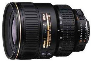 Nikon AF-S 17-35mm 2.8D IF-ED schwarz (JAA770DA)