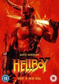 Hellboy (2019) (DVD) (UK)