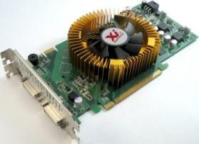 Palit GeForce 9600 GSO, 384MB DDR3, 2x DVI, S-Video (XNE/96SO+T389)