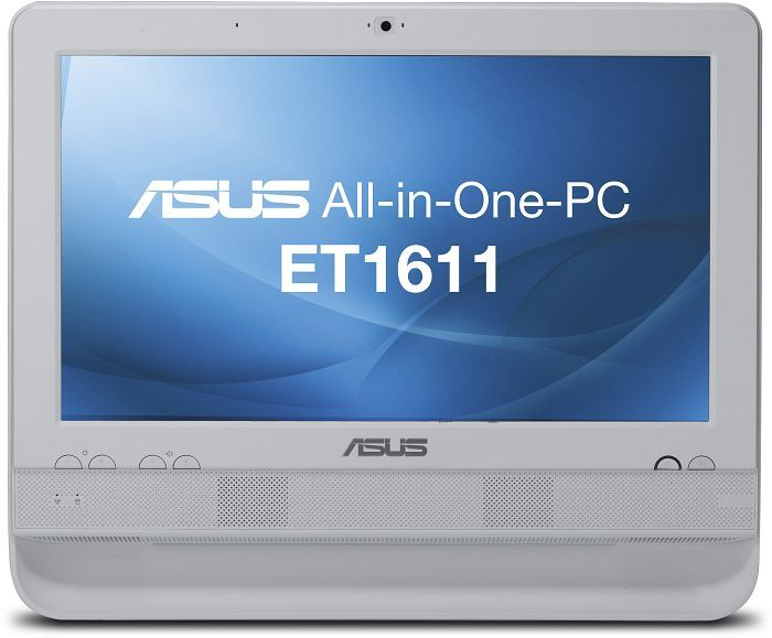 ASUS Eee top ET1611PUT-W008E white, Atom D425, 2GB RAM, 320GB, Windows 7 Home Premium (90PE3XA11221E1095C0Q)