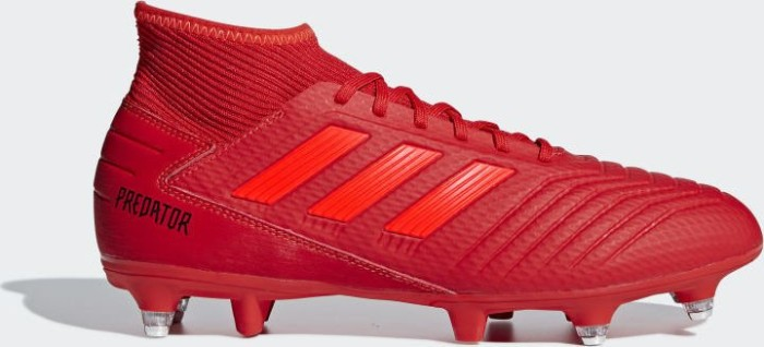 best loved 42f02 a2a89 adidas Predator 19.3 SG active red solar red core black (Herren) (D97958)