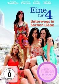 Eine für vier 2 (DVD)