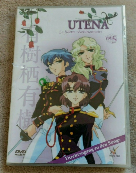 Utena Vol. 5 -- via Amazon Partnerprogramm