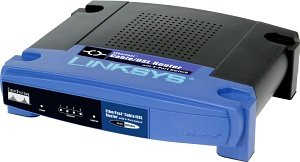 Linksys BEFSR41 router