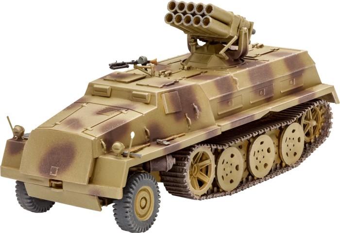 Revell 15cm Panzerwerfer 42 auf sWS (03264)