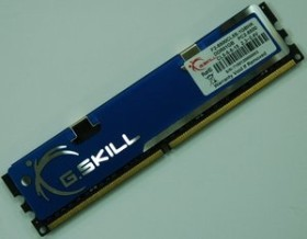 G.Skill Value DIMM 1GB, DDR2-1066, CL5-5-5-15 (F2-8500CL5S-1GBHK)