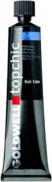 Goldwell Topchic hair colour 5/RS blackened red silver, 60ml