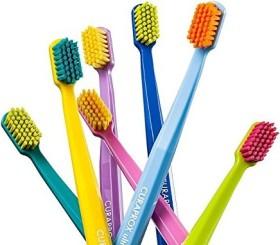 Curaden Curaprox CS5460 toothbrush, ultra Soft, 4-pack