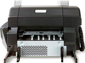 HP Q5691A Ausgabefach mit Hefteinrichtung