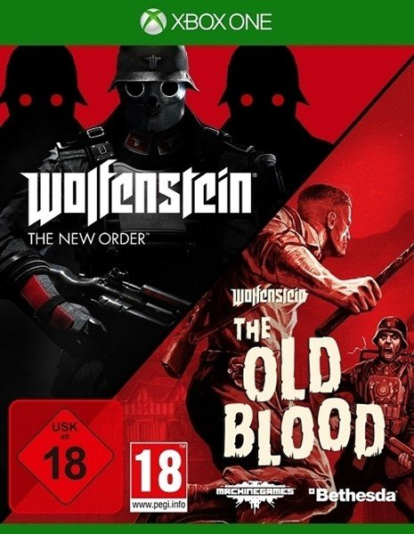 Wolfenstein - The Two Pack (Xbox One)