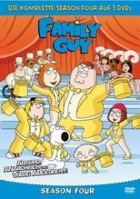 Family Guy Season 4 (DVD)