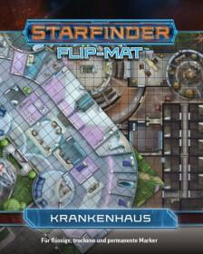 Starfinder Flip-Mat Krankenhaus