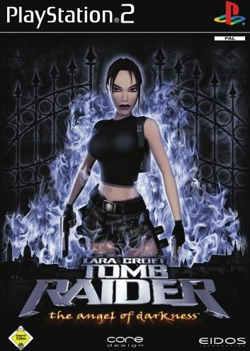 Tomb Raider VI - Angel of Darkness (niemiecki) (PS2) -- via Amazon Partnerprogramm