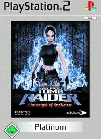 Tomb Raider VI - Angel of Darkness (German) (PS2) -- via Amazon Partnerprogramm
