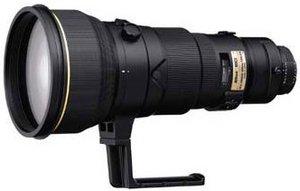 Nikon AF-S 400mm 2.8D IF-ED II czarny (JAA525DA)