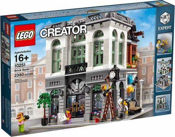 LEGO Creator Expert - Brick Bank (10251)