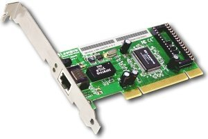 Linksys LNE100TX, 1x 100Base-TX, PCI