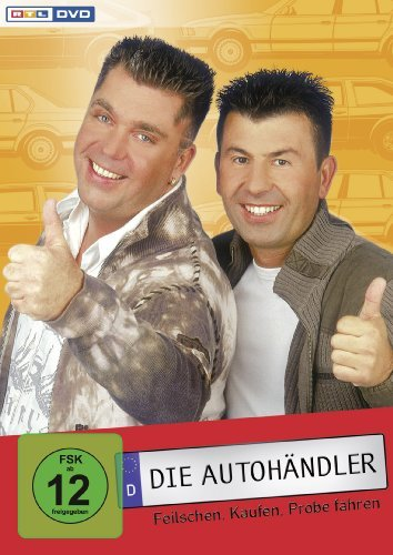 Die Autohändler: Best Of -- via Amazon Partnerprogramm