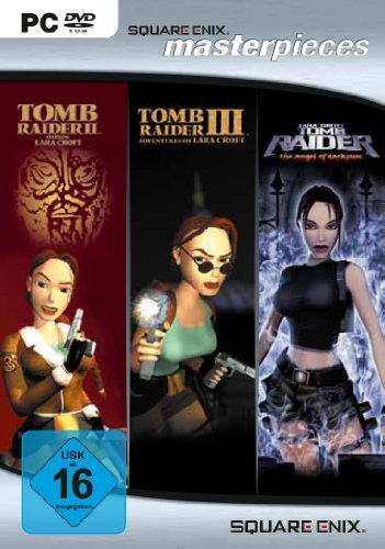 Tomb Raider VI - Angel of Darkness (deutsch) (PC) -- via Amazon Partnerprogramm