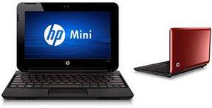 HP Compaq mini 110-3861sa blue (QH003EA)