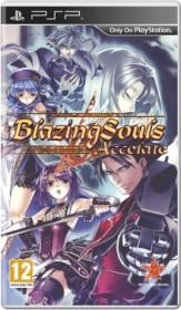 Blazing Souls: Accelate (PSP)