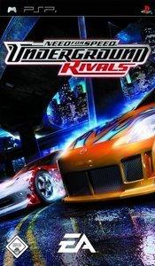 Need for Speed Underground Rivals (deutsch) (PSP)