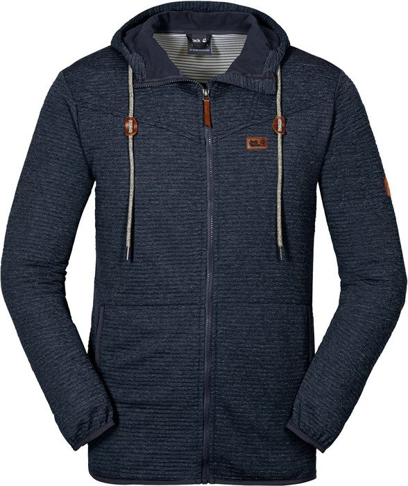 the best attitude 67033 dc4ab Jack Wolfskin Tongari Jacke night blue (Herren) ab € 65,00