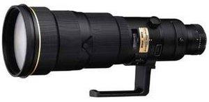 Nikon AF-S 500mm 4.0D IF-ED II czarny (JAA526DA)
