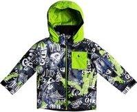 6ef73c26e Quiksilver little Mission snowboard jacket black construct (Junior ...