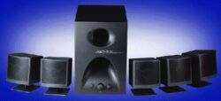 ABIT SP-51 Home Cinema Speaker system