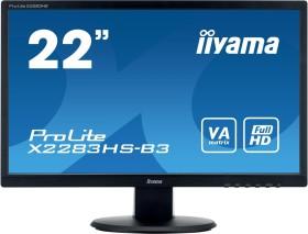 "iiyama ProLite X2283HS-B3, 21.5"""