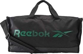 Reebok Training Essentials Grip Medium Sporttasche black/court green (GH0434)