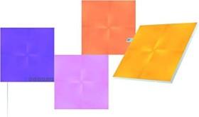 nanoleaf Canvas Smart Lighting LED Panel Starterkit 4x 1W (NL29-2012SW-4PK)