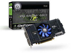 KFA² GeForce GTX 460 LTD OC, 1GB GDDR5, 2x DVI, mini HDMI (60XGH6HS3GXW)