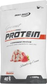 Best Body Nutrition Gourmet Premium Pro Protein Strawberry Cream 1kg (1000971)