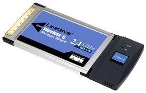 Linksys WPC11, 11Mbps, Cardbus