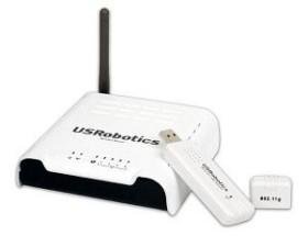 USRobotics 802.11g Wireless Starter Kit (USR805475)