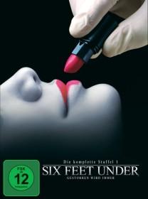Six Feet Under - Gestorben wird immer Season 1 (DVD)