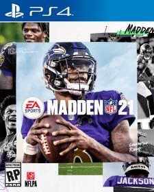 EA Sports Madden NFL 21 (PS4)