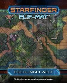 Starfinder Flip-Mat Dschungelwelt