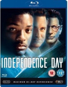 Independence Day (Blu-ray) (UK)