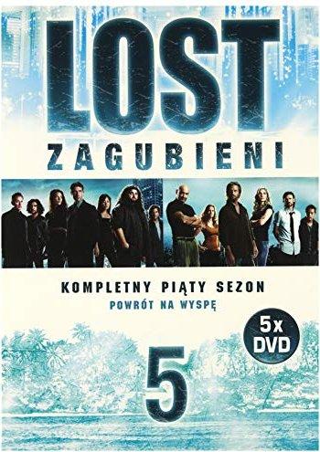 Lost Season 5 (UK) -- via Amazon Partnerprogramm