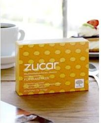 New Nordic Zucar Zuccarin tablets, 60 pieces