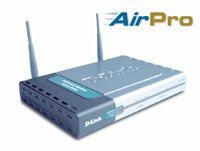 D-Link DWL-6000AP Airpro, 54Mbit/s, Wireless