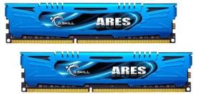 G.Skill Ares DIMM Kit 8GB, DDR3-1600, CL9-9-9-24 (F3-1600C9D-8GAB)